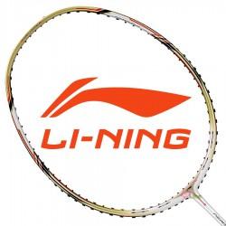 【LI-NING】風動Aeronaut 9000白 3U石宇奇均衡型羽球拍