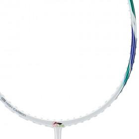 【LI-NING】HC-1800白綠 軟中管好攻擊耐高磅羽球拍