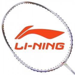 【LI-NING】能量Turbo Charging10白金 4U中管偏硬速度型羽球拍