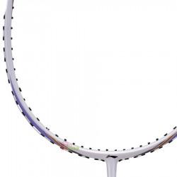 【LI-NING】TC-10白金 4U中管偏硬30磅N7II-TF速度型羽球拍