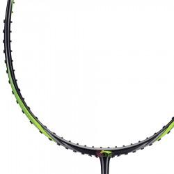 【LI-NING】能量Turbo Charging20D消光黑綠 4U中管偏軟速度型羽球拍