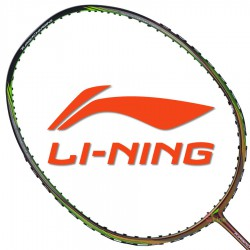 【LI-NING】Turbo Charging75D流光綠 4U阿瑪德N9II速度型羽球拍