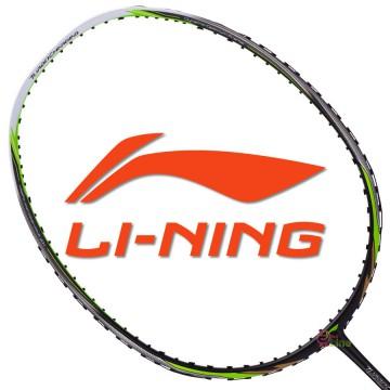 【LI-NING】TC-75I黑綠 5U納西爾32磅N7II-Light輕量型羽球拍