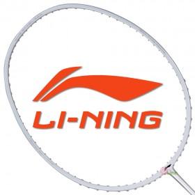 【LI-NING】XiPHOS-X1白銀 3U經典盒框何冰嬌專屬羽球拍