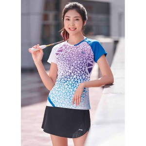 【LI-NING】ASKQ122-1黑 可打包梭織羽球褲裙