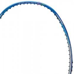 【LI-NING】風刃3D CALIBAR 600C藍灰 3U暴力扣殺力量型羽球拍