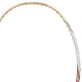 【LI-NING】HC1100白金 4U軟中管好上手高碳纖羽球拍