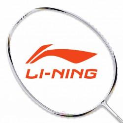【LI-NING】TC-7TD白 3U力學優化雙打指定羽球拍