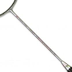 【LI-NING】3D-80TF銀 3U強大攻擊力羽球拍