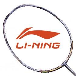 【LI-NING】李寧Air-N55III銀 國家隊張楠指定羽球拍