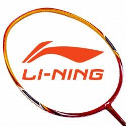 【LI-NING】UC-7000紅 3U細拍框超高CP值羽球拍
