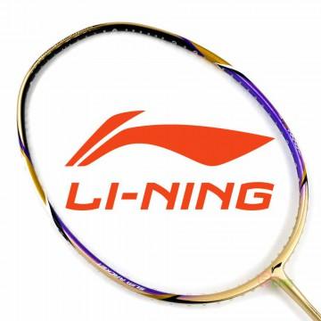 【LI-NING】UC-8000紫輕量羽球拍