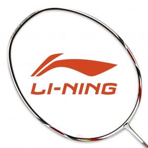 【LI-NING】UC-9000銀專業羽球拍