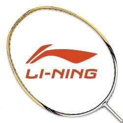 【LI-NING】WS-300一體成形5U快速攻擊羽球拍