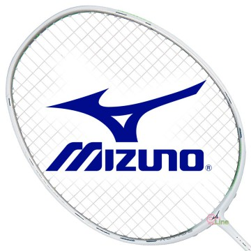 【MIZUNO】ALTIUS COMP-S白綠 4U6細握把中高階羽球拍