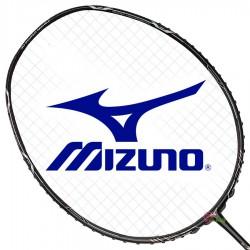 【MIZUNO】JPX 8.1 PRO白黑銀 重頭拍硬中管3U5中高階攻擊型羽球拍