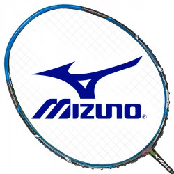 【MIZUNO】SPEEDFLEX 7.7鑽石框型低風阻4U通用型羽球拍