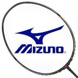 【MIZUNO】XYST-01銀灰橘4U5專利T頭好操控手感直接高階羽球拍