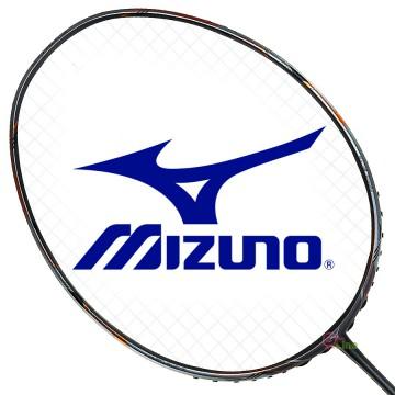 【MIZUNO】XYST01 銀灰/橘4U5專利T頭好操控手感直接高階羽球拍