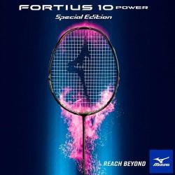 【MIZUNO】FORTIUS 10POWER SPE奧運限定版印尼男雙AHSAN使用羽球拍(JP版)