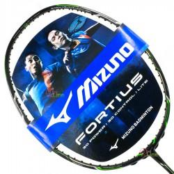 【MIZUNO】FORTIUS 30 CONTROL黑銀綠 4U5快速控球通用型羽球拍