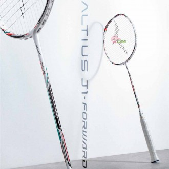 【MIZUNO】ALTIUS J-1 FORWARD 4U6大甜區揮速快羽球拍