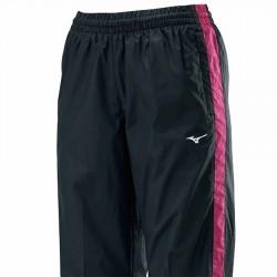 【MIZUNO】防潑水保暖女長褲32TF078297黑紫紅