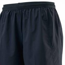【MIZUNO】路跑&運動男內裡短褲J2TB055209黑