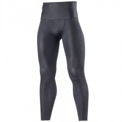 【MIZUNO】BG 9000男款雙面穿壓縮緊身褲K2MJ8B0190黑灰