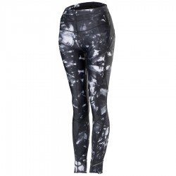 【MIZUNO】BG 8000II女款壓縮緊身褲K2MJ9D0390黑白