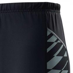 【MIZUNO】運動緊身褲短型U2TB0G0109黑