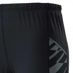 【MIZUNO】運動緊身褲中長型U2TB0G0209黑