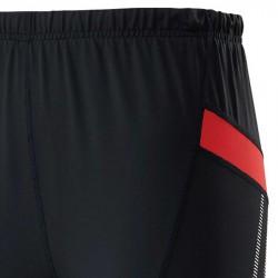 【MIZUNO】運動緊身褲短型U2TB0G0309黑