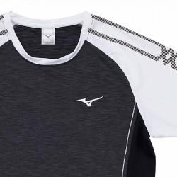 【MIZUNO】排球&運動短袖V2TA0G1990黑灰白