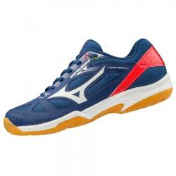 【MIZUNO】SKY BLASTER 藍紅 訓練級羽球鞋