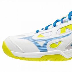 【MIZUNO】GATE SKY PLUS白黃 寬楦羽球鞋