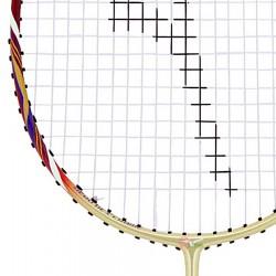 【MIZUNO】TURBOBLADE 585六角破風拍框低空阻軟中管4U中階通用型羽球拍