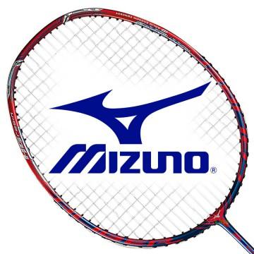 【MIZUNO】CALIBER REG頭偏重軟中管3U高階選手羽球拍