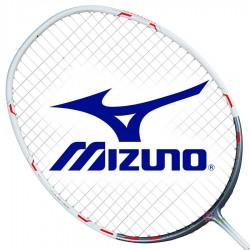 【MIZUNO】ALTIUS LITE白粉紅軟中管4U6細握把女生中階羽球拍