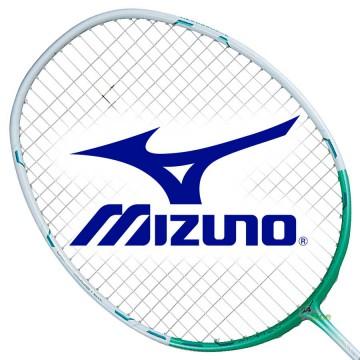 【MIZUNO】ALTIUS LITE白綠軟中管4U6細握把女生中階羽球拍