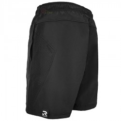 【REDSON】輕量透氣排汗運動機能羽球短褲