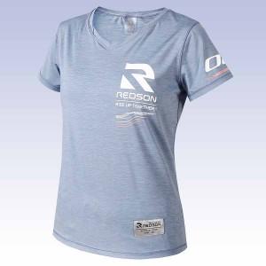 【REDSON】US-02女版灰藍 運動機能服