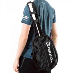 【REDSON】RH-SB301黑 單拍輕裝上場多功能斜肩包