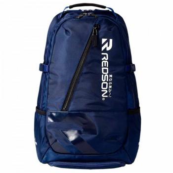 【REDSON】RH-SR111-50深藍 質感透氣後襯墊雙肩網羽後背包