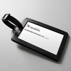 【REDSON】首發限量識別證 行李吊牌(三色可選)