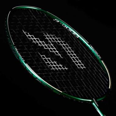 【REDSON】β-2000綠 高穩定操控4U輕鬆駕馭羽球拍