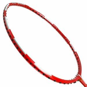 【REDSON】RB-RG200紅 八角框型提升精準擊球爆發力羽球拍