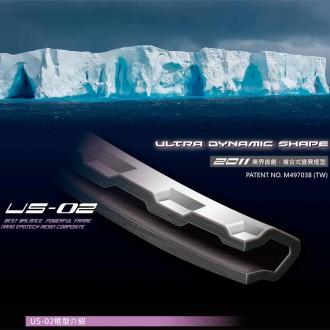 【REDSON】US-02 高效複合智慧框型全能型羽球拍