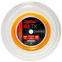 【ASHAWAY】ZyMax 64TX 細線高彈32磅200米大盤線(0.64mm)