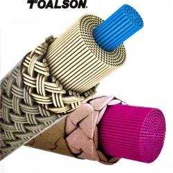 【Toalson】Synchro-SN6470響 高耐久高彈性子母羽拍線(橫0.64+直0.70mm)